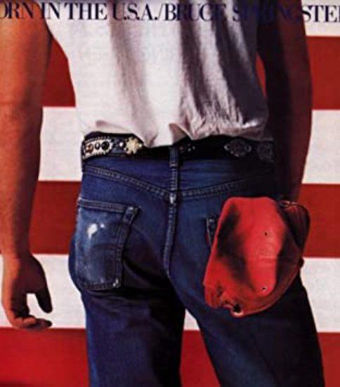 「Dancing in the Dark」 Bruce Springsteen