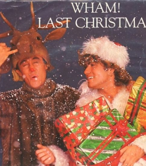 「Last Christmas」 Wham!